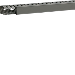 BA7A40025 slottet panel trunking BA7A 40x25, grey