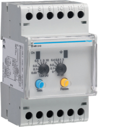 HR510 EARTH LEAKAGE RELAY 0.03-10A TIME DELAY
