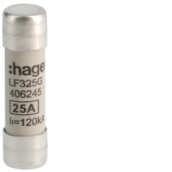 LF325G Industrial fuse-links 10x38 gG25A