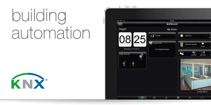 KNX Building Automation