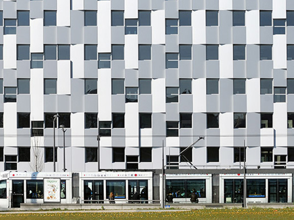 Equinox Office Building, France